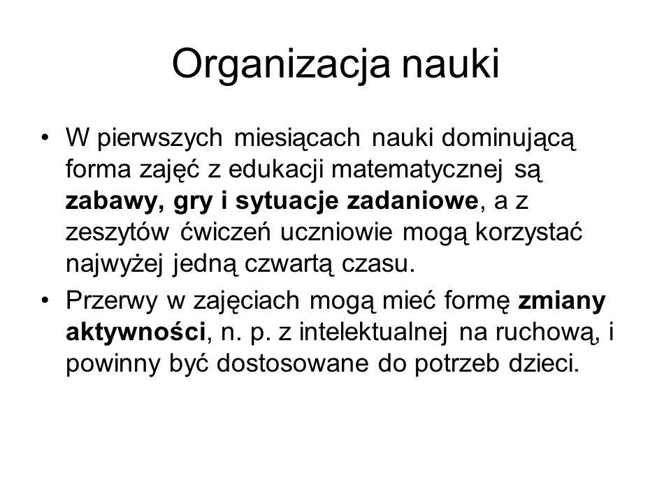 Organizacja nauki