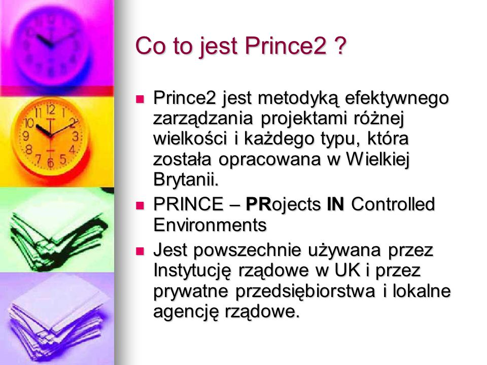 Co to jest Prince2