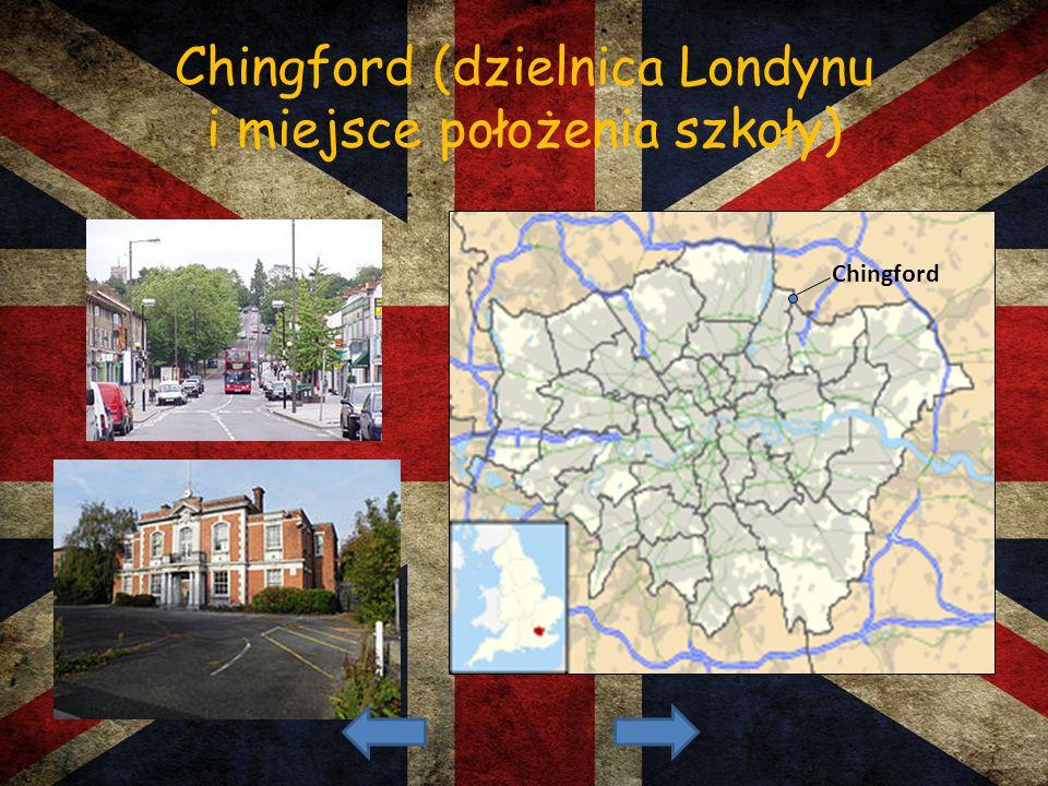 Chingford (dzielnica Londynu i miejsce położenia szkoły)
