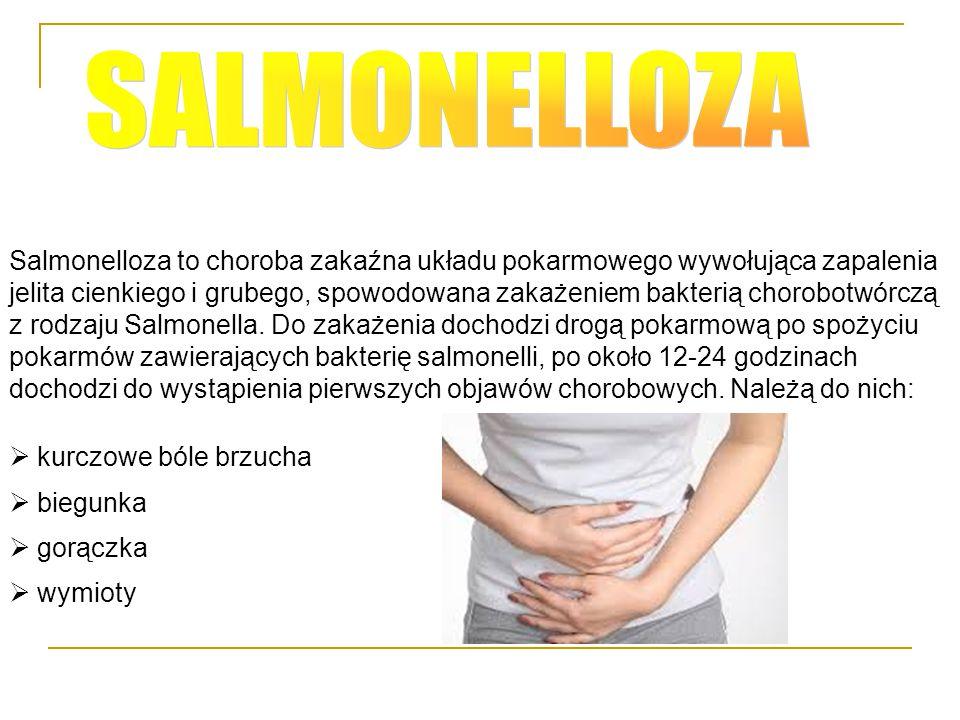 SALMONELLOZA