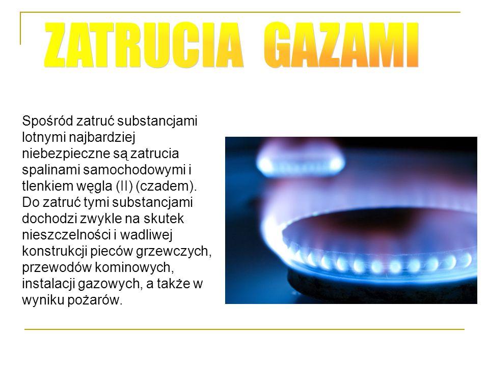 ZATRUCIA GAZAMI