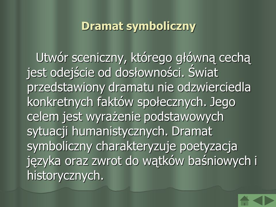Dramat symboliczny