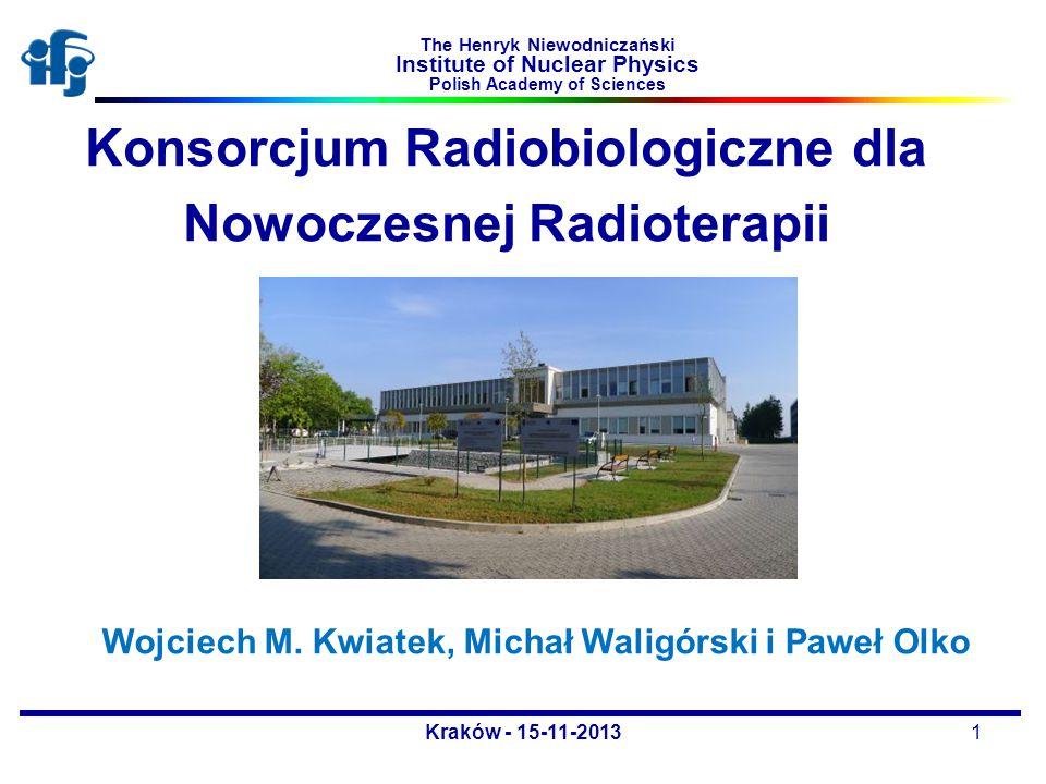 Konsorcjum Radiobiologiczne dla Nowoczesnej Radioterapii