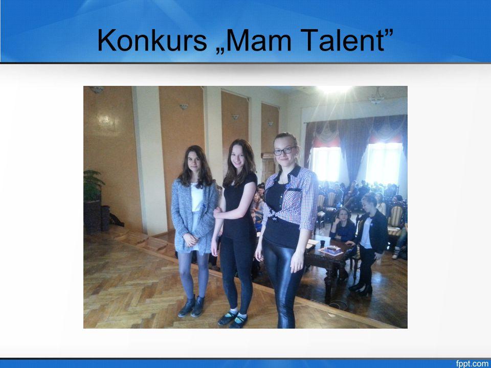 "Konkurs ""Mam Talent"