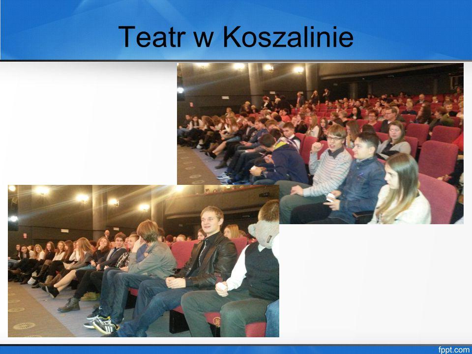 Teatr w Koszalinie