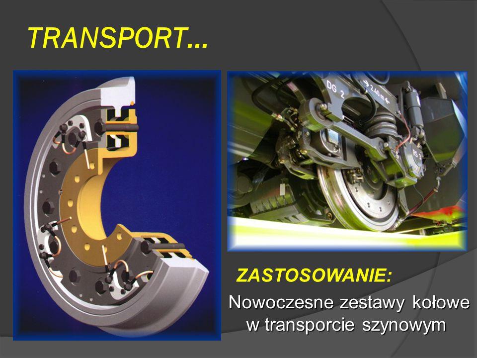 TRANSPORT… ZASTOSOWANIE:
