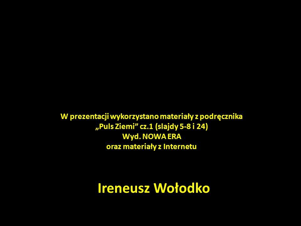 Ireneusz Wołodko W prezentacji wykorzystano materiały z podręcznika