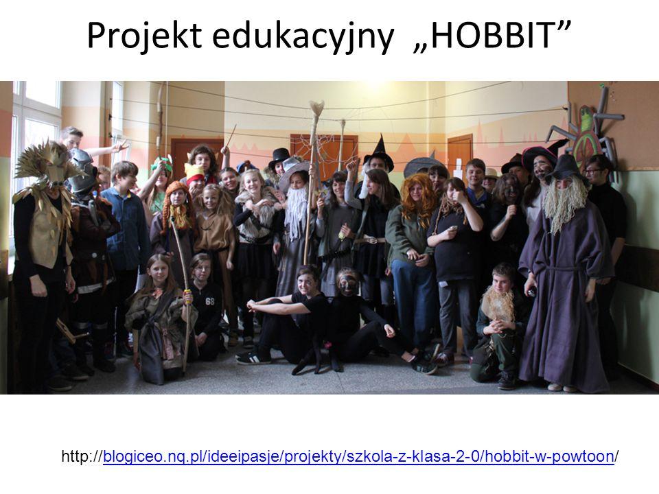 "Projekt edukacyjny ""HOBBIT"
