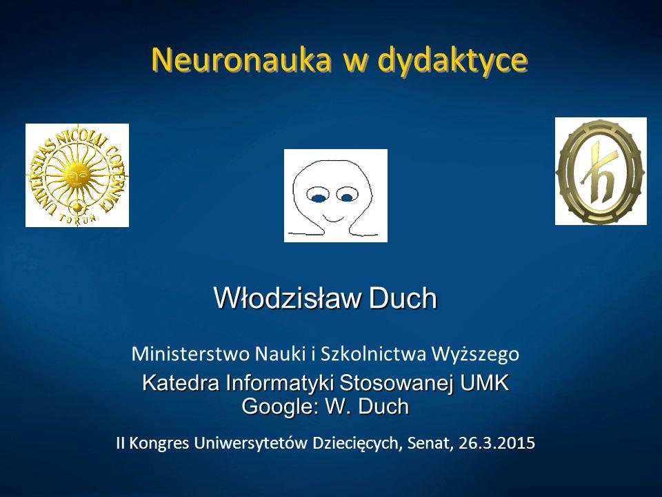 Neuronauka w dydaktyce