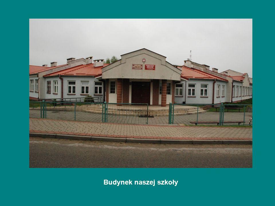 Budynek naszej szkoły