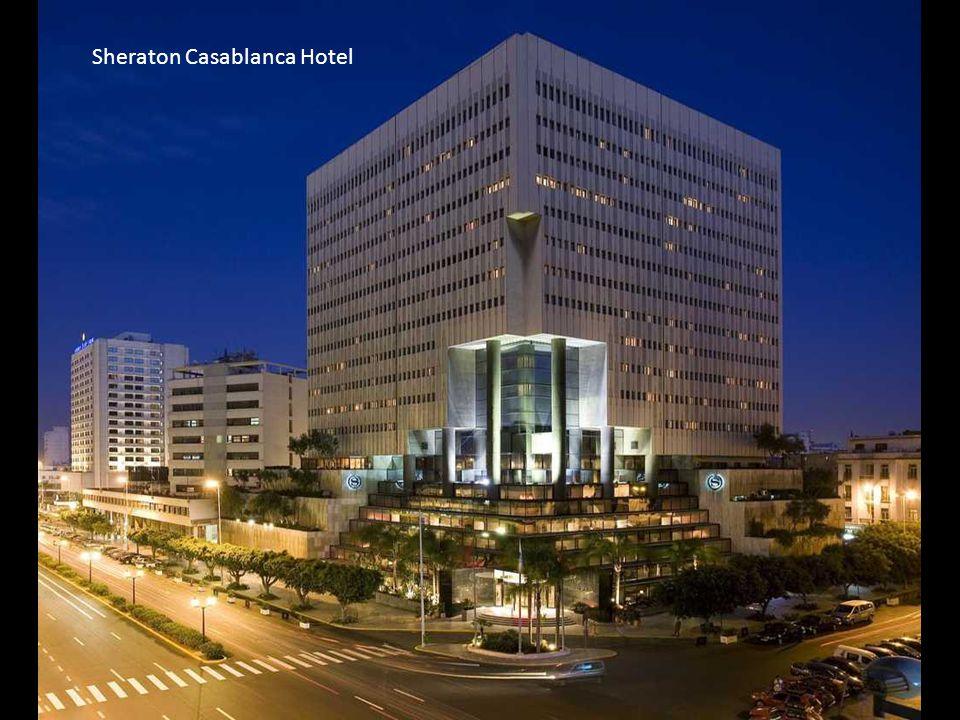 Sheraton Casablanca Hotel