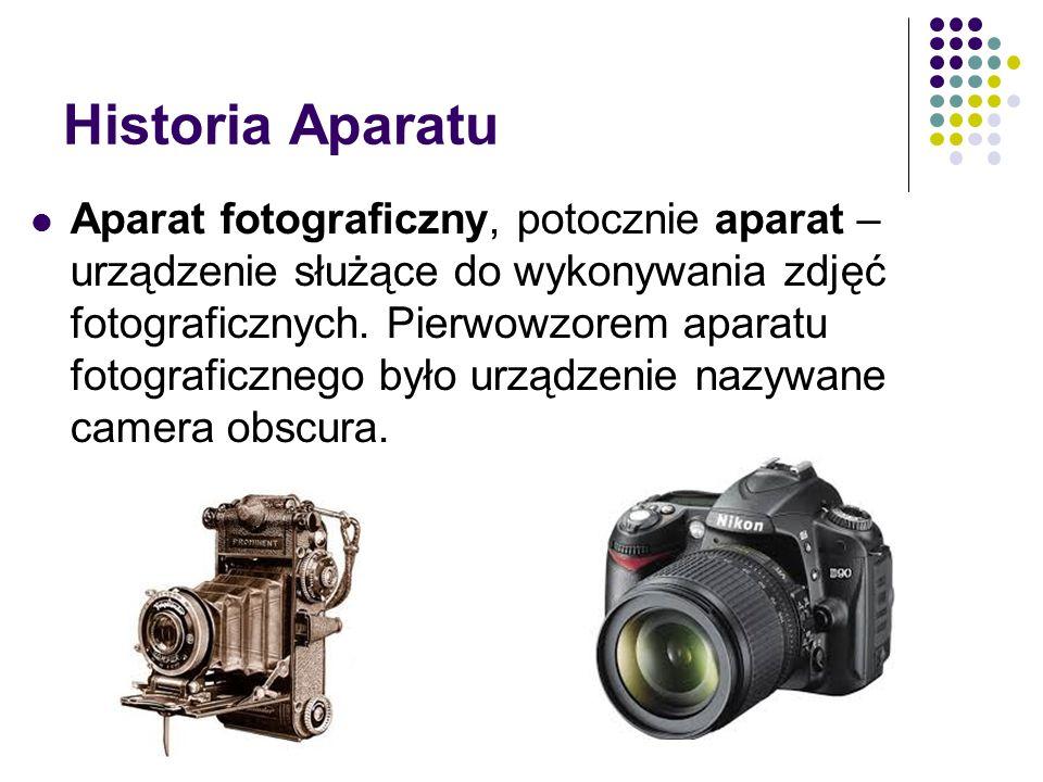 Historia Aparatu