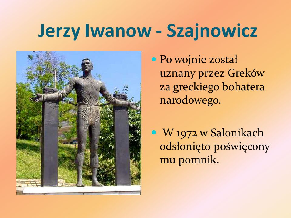 Jerzy Iwanow - Szajnowicz