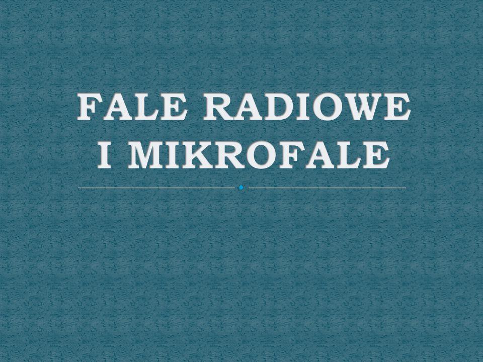 FALE RADIOWE I MIKROFALE
