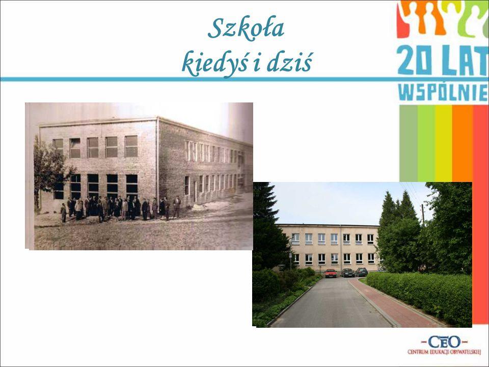 Szkoła kiedyś i dziś