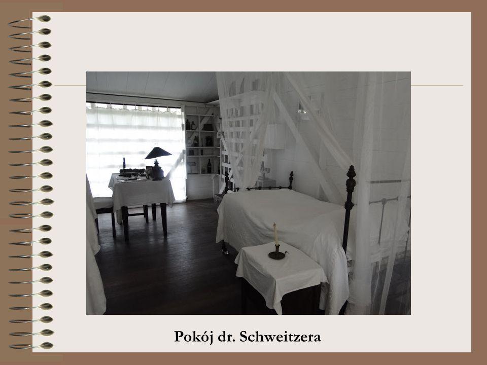 Pokój dr. Schweitzera