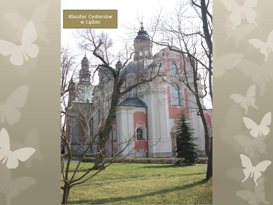 Klasztor Cystersów w Lądzie