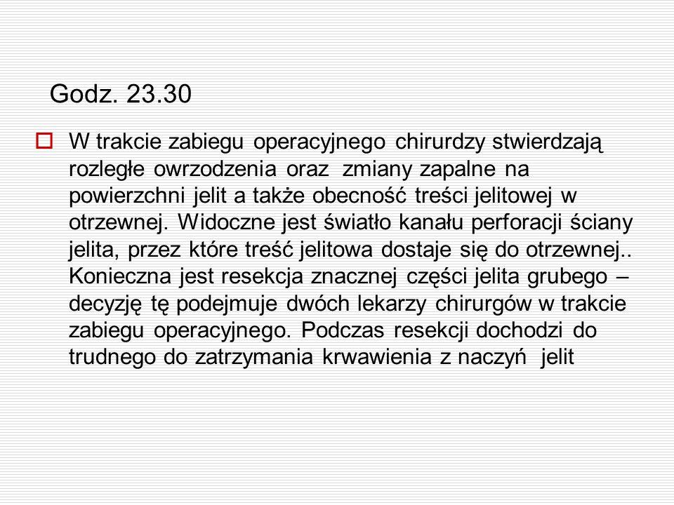Godz. 23.30