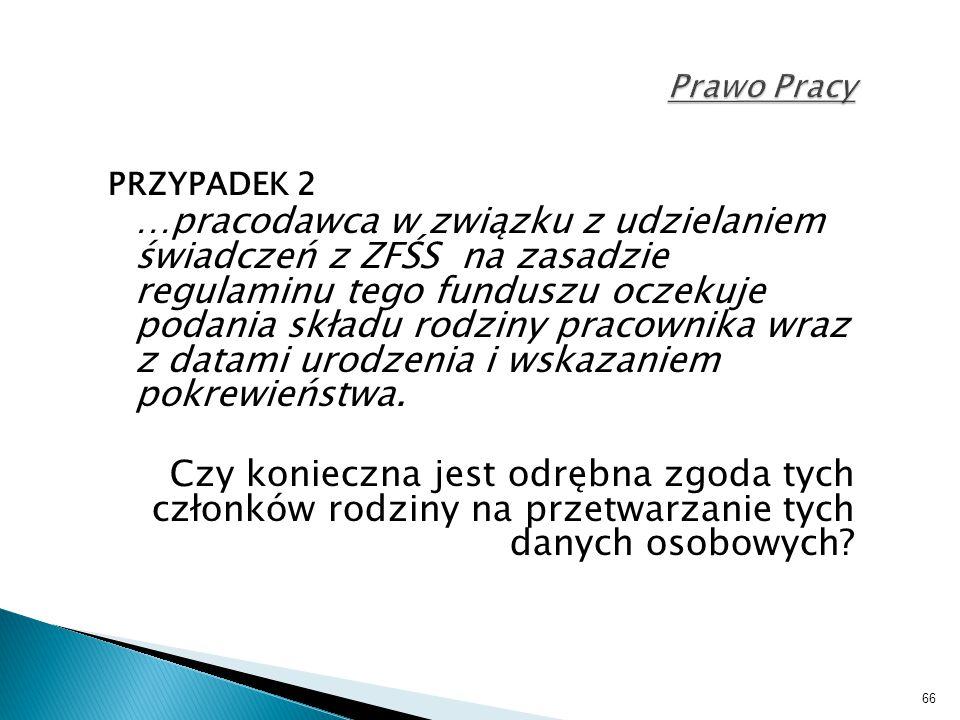 Prawo Pracy PRZYPADEK 2.