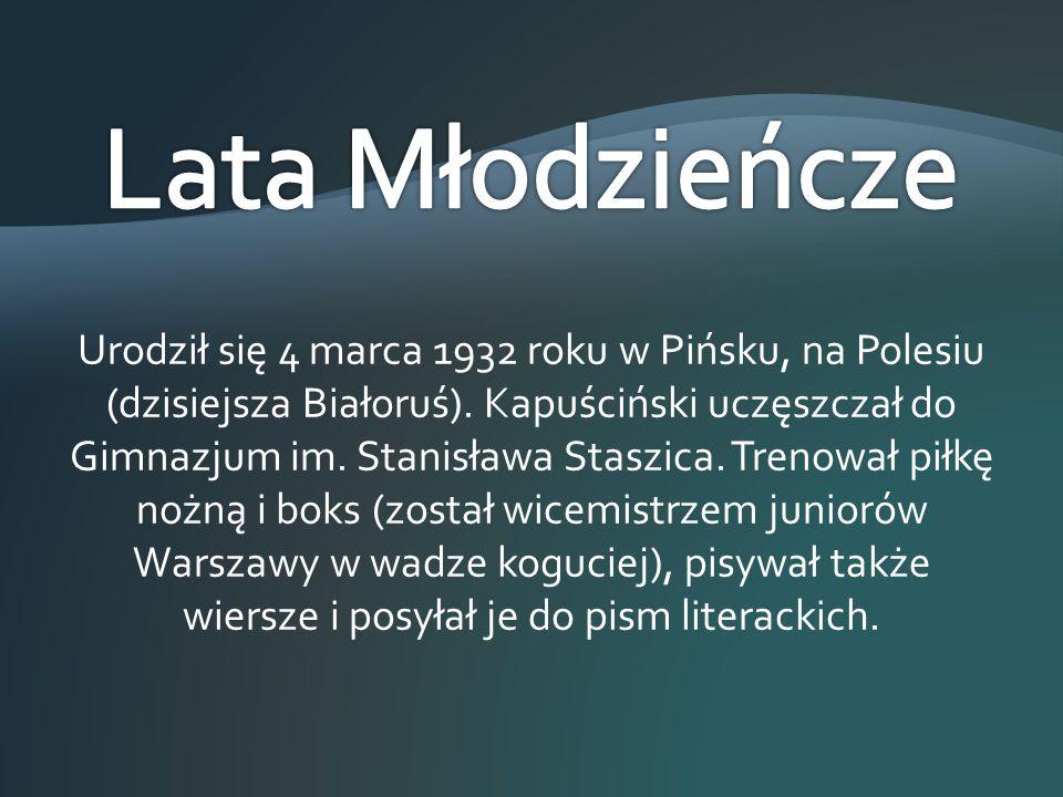 Lata Młodzieńcze