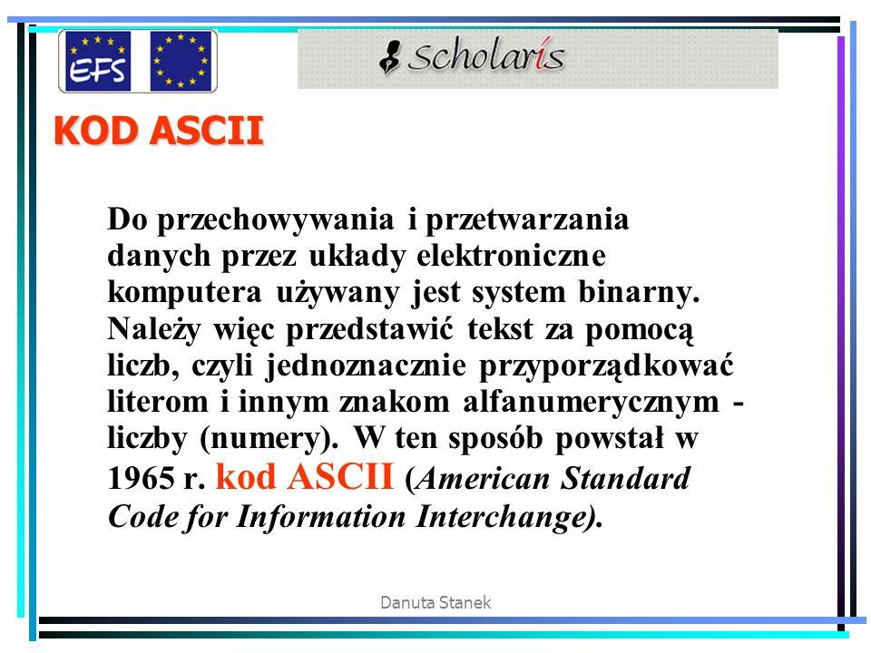 KOD ASCII