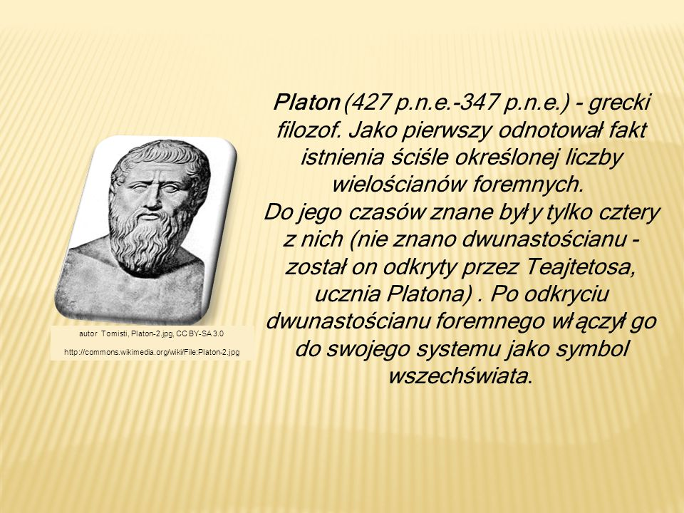 autor Tomisti, Platon-2.jpg, CC BY-SA 3.0