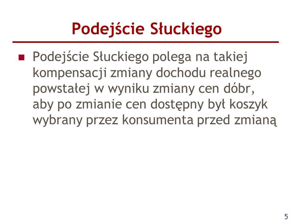 Podejście Słuckiego