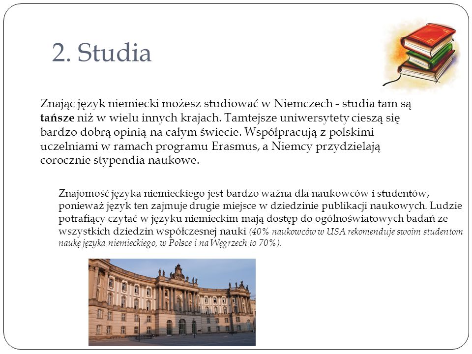 2. Studia