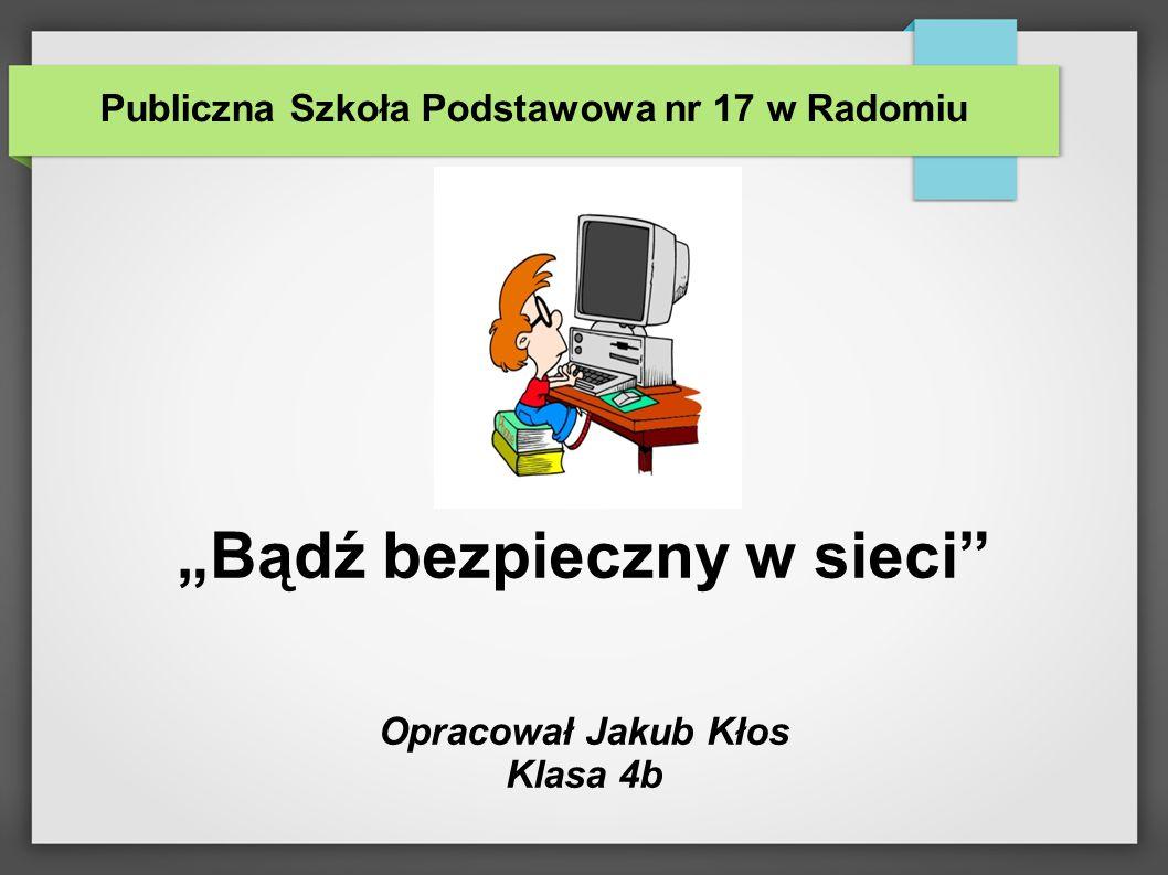 Publiczna Szkoła Podstawowa nr 17 w Radomiu