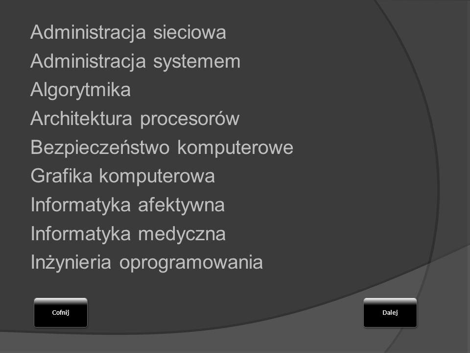 Administracja sieciowa