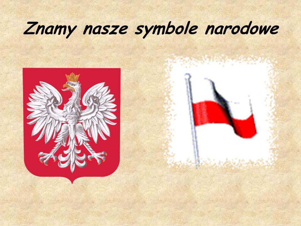 Znamy nasze symbole narodowe