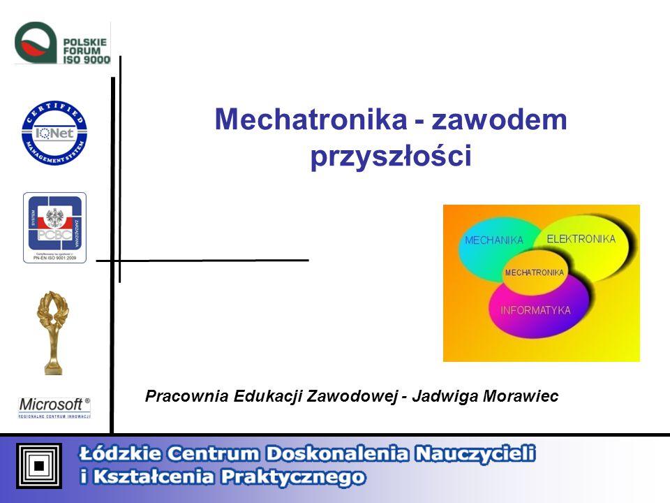 Mechatronika - zawodem przyszłości