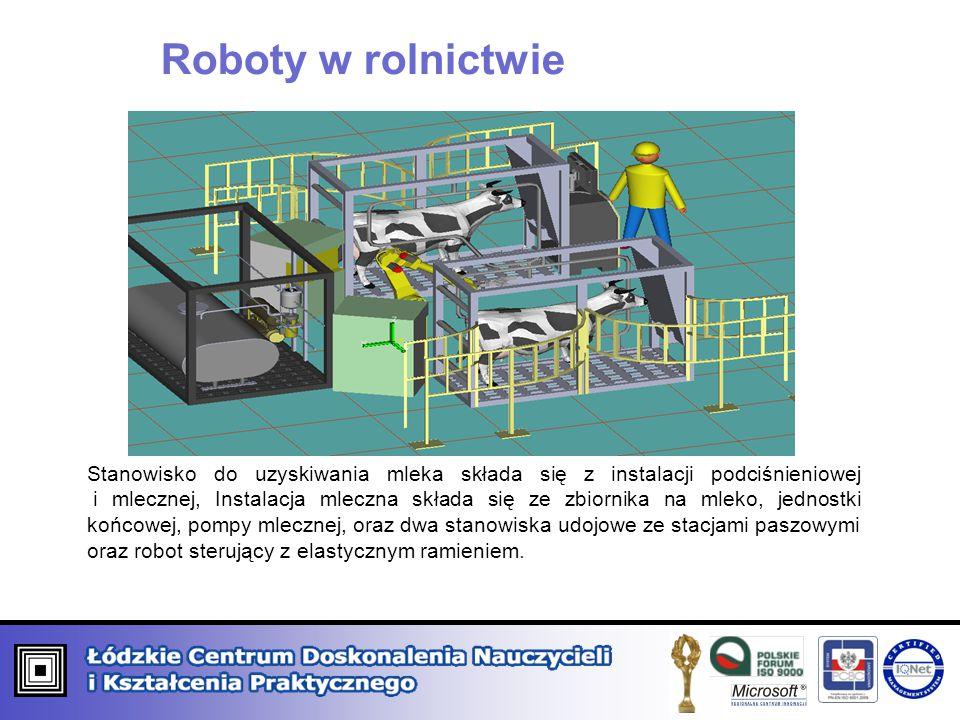 Roboty w rolnictwie