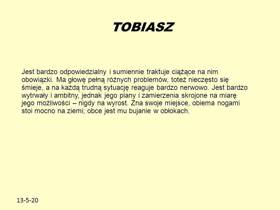 TOBIASZ