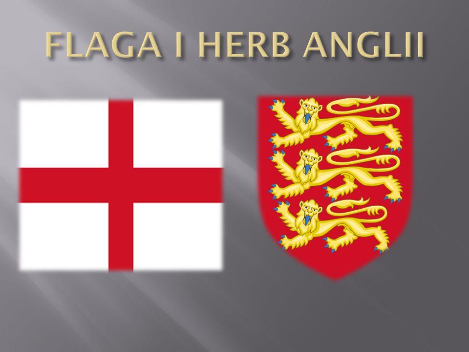 FLAGA I HERB ANGLII