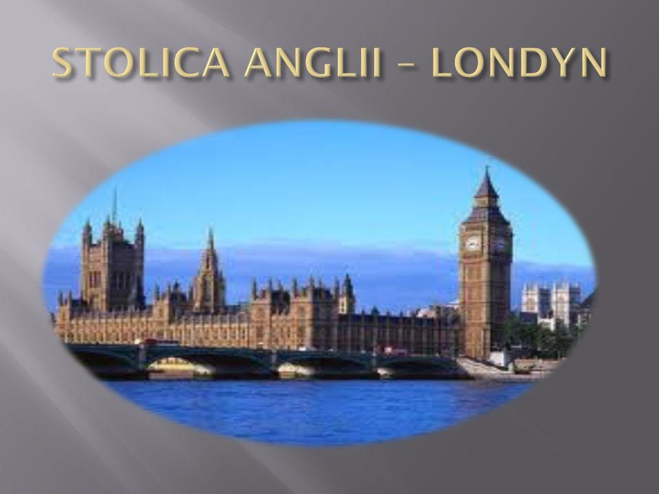 STOLICA ANGLII – LONDYN