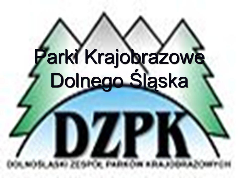 Parki Krajobrazowe Dolnego Śląska