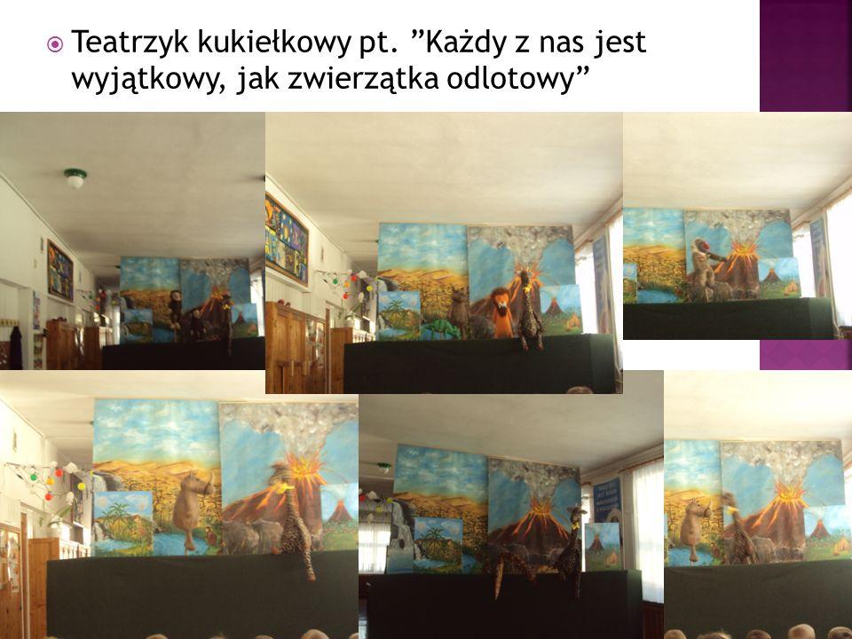 Teatrzyk kukiełkowy pt