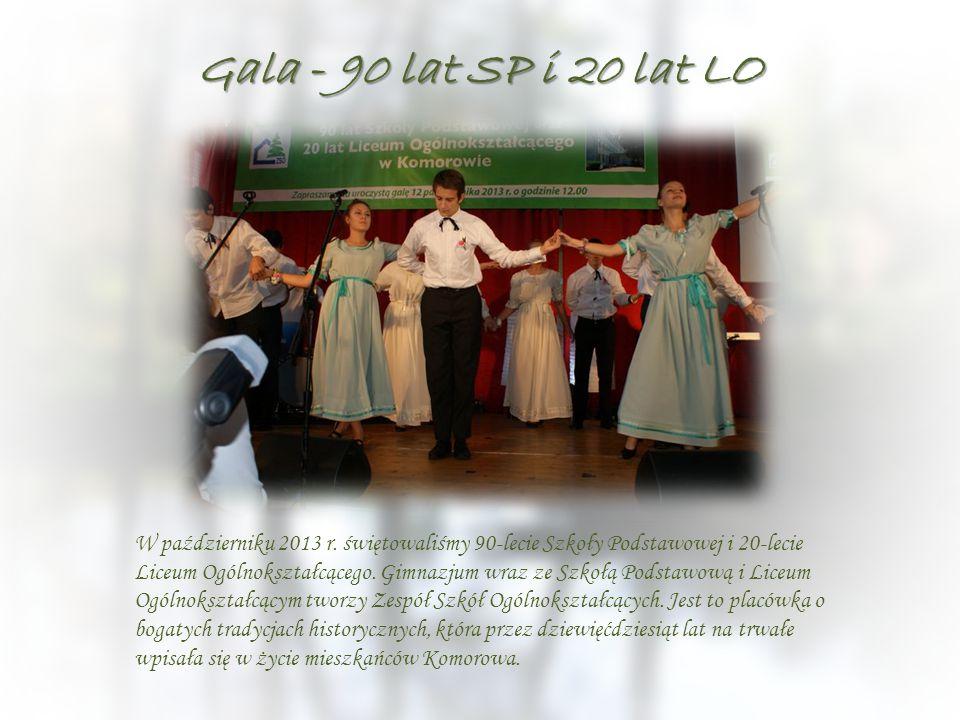 Gala - 90 lat SP i 20 lat LO