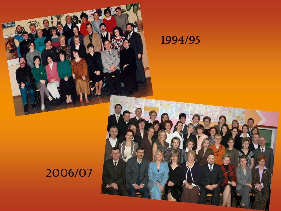 1994/95 2006/07