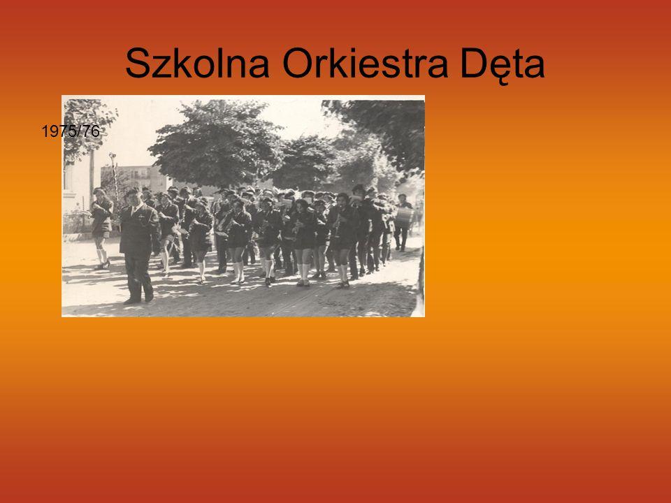 Szkolna Orkiestra Dęta