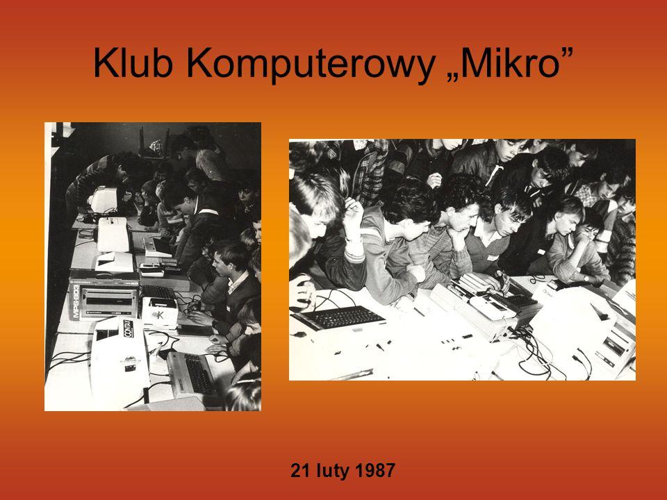 "Klub Komputerowy ""Mikro"