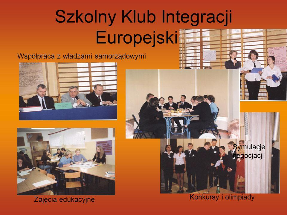 Szkolny Klub Integracji Europejskiej