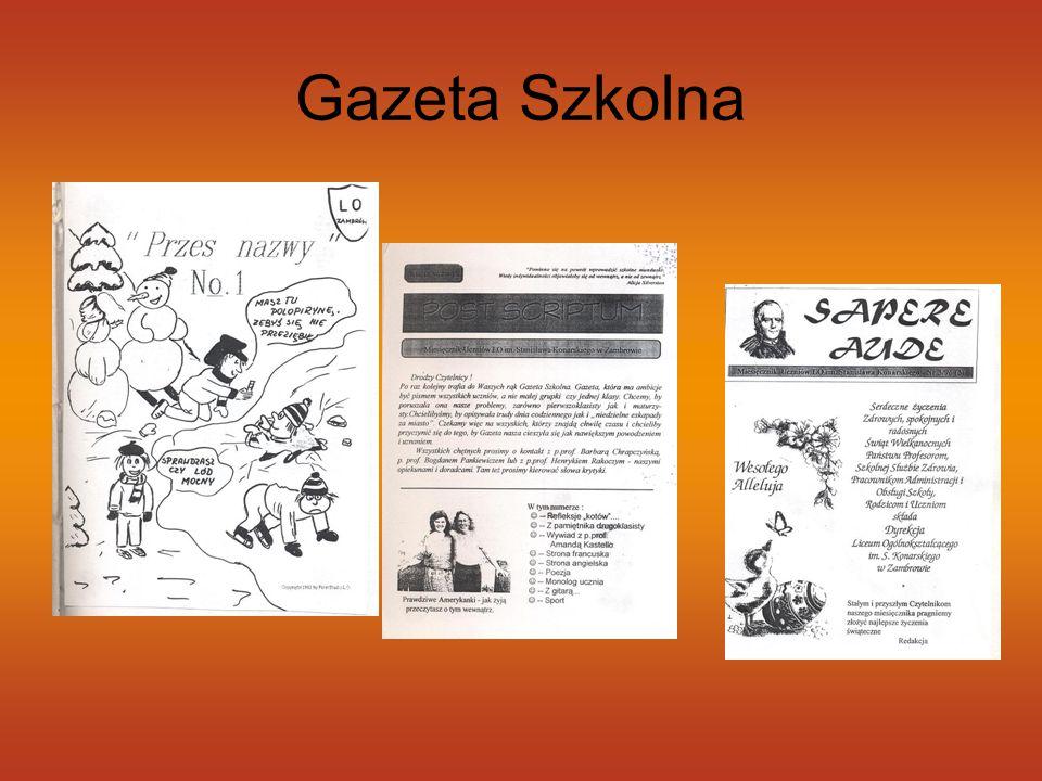 Gazeta Szkolna