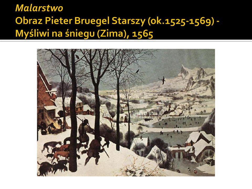 Malarstwo Obraz Pieter Bruegel Starszy (ok