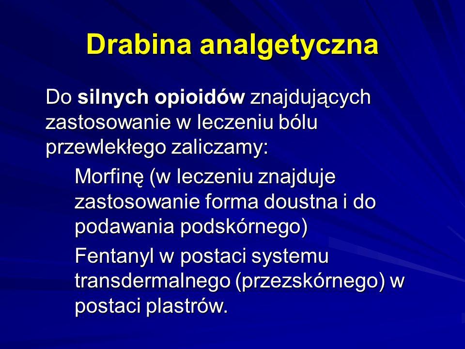 Drabina analgetyczna