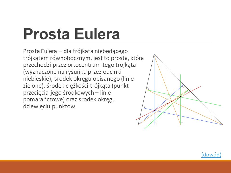 Prosta Eulera