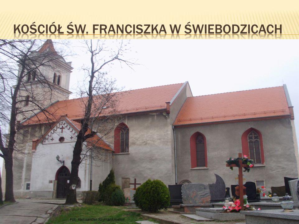 Kościół św. Franciszka w Świebodzicach