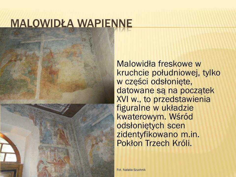 Malowidła Wapienne