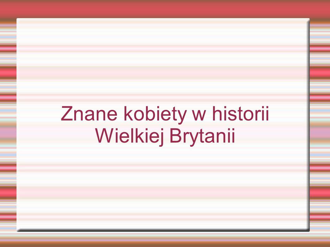 Znane kobiety w historii